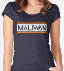 Maliwan - Borderlands Women's Fitted Scoop T-Shirt