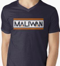 Maliwan - Borderlands Men's V-Neck T-Shirt