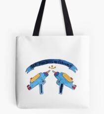 Set Phasers To Fabulous  Tote Bag