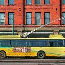 Bus Online by Michael  Herrfurth