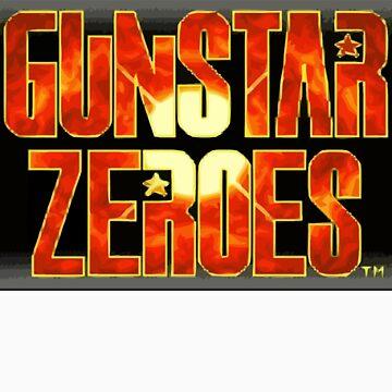 Gunstar Zeroes by chapel976