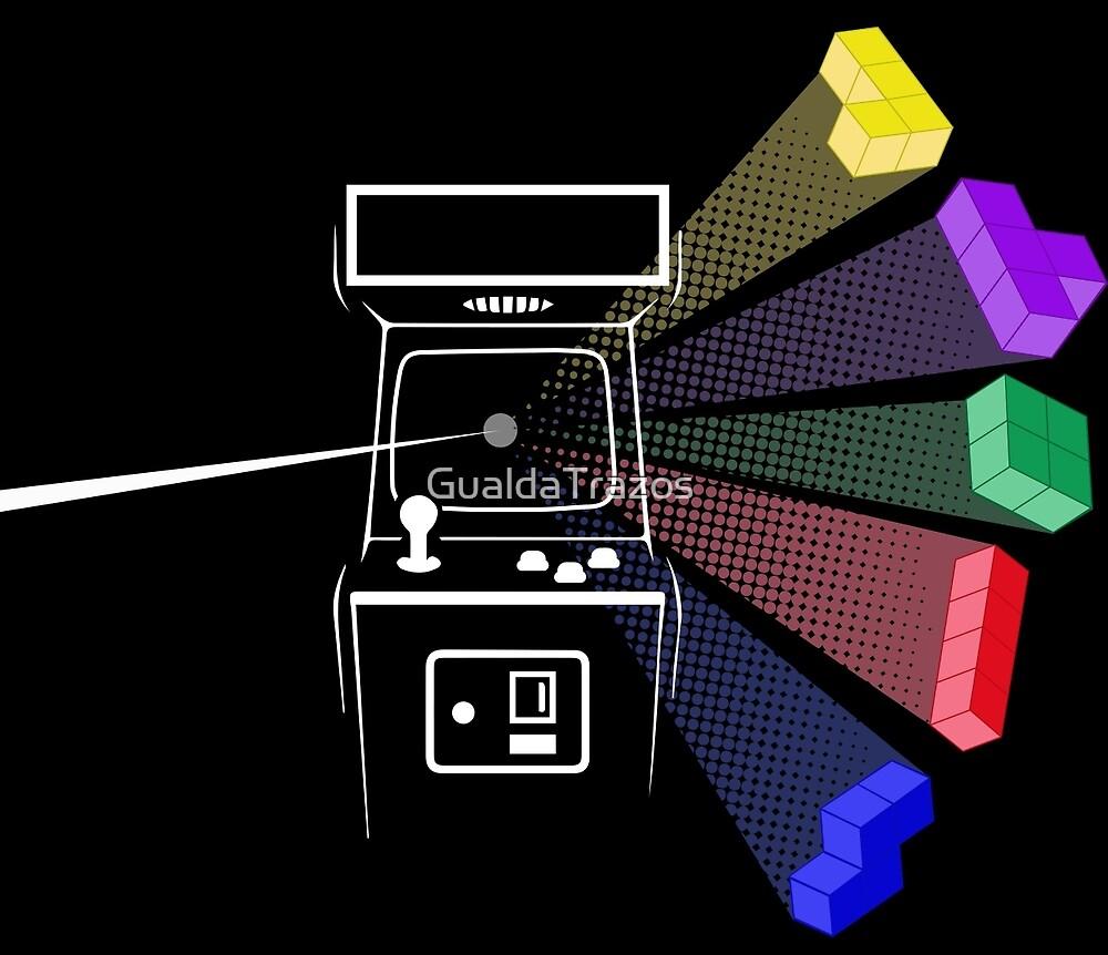 Tetris Floyd by GualdaTrazos