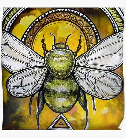 Bee Ascendant Poster