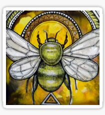 Bee Ascendant Sticker