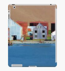 Stromness Whaling Station 1 iPad Case/Skin