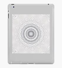 Graphite Mandala iPad Case/Skin
