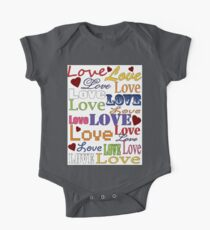 Love Love Love Kids Clothes