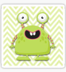 Cute Silly Monster Thing Sticker