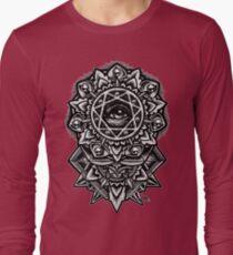 Eye of God Flower Mandala T-Shirt