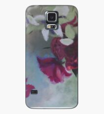 peonies and eucalyptus Case/Skin for Samsung Galaxy