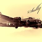 Memphis Belle by Dean Messenger