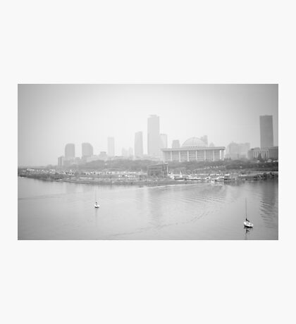 Foggy Afternoon Photographic Print