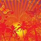 Tropical Glow by SpiceTree