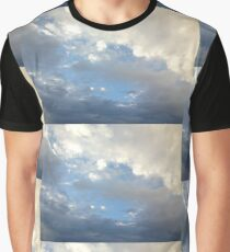 Cloud Formations Graphic T-Shirt