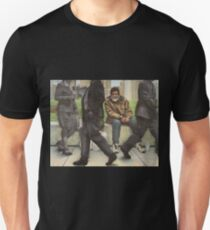 In Between the Shadows Unisex T-Shirt