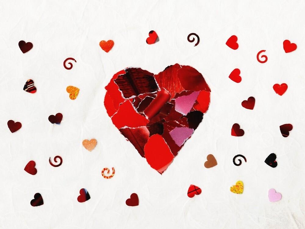 Heart by Morag Anderson