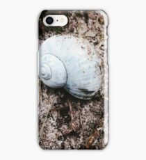 Blue Shell iPhone Case/Skin