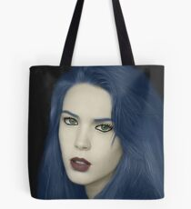Mysterious Beauty  Tote Bag