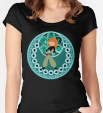 Call Me, Beep Me Women's Fitted Scoop T-Shirt