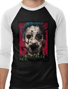 Where the Eternal comes to play in this world of death and decay. Men's Baseball ¾ T-Shirt