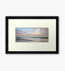 Kogarah Bay Framed Print