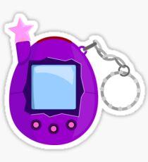 Purple Tama 4.5 Sticker