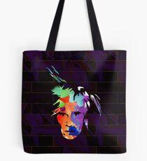 Ghostly Andy Warhol Tote Bag