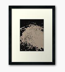 End of the world Framed Print