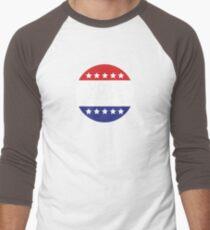 Vote Astley Men's Baseball ¾ T-Shirt