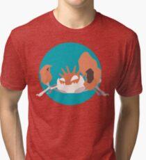 Kingler - Basic Tri-blend T-Shirt