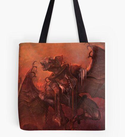 Vampiric Transformation Tote Bag