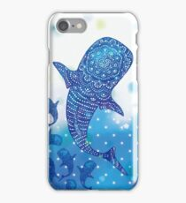 Marokintana - Whale Shark I iPhone Case/Skin