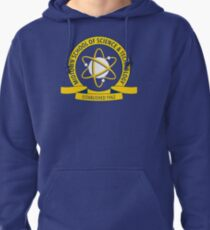 Midtown School of Science and Technology Logo Pullover Hoodie
