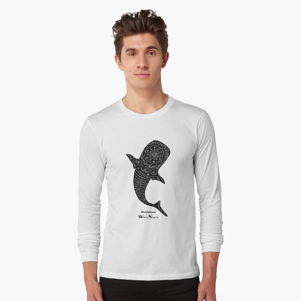 Marokintana - Whale Shark II Long Sleeve T-Shirt