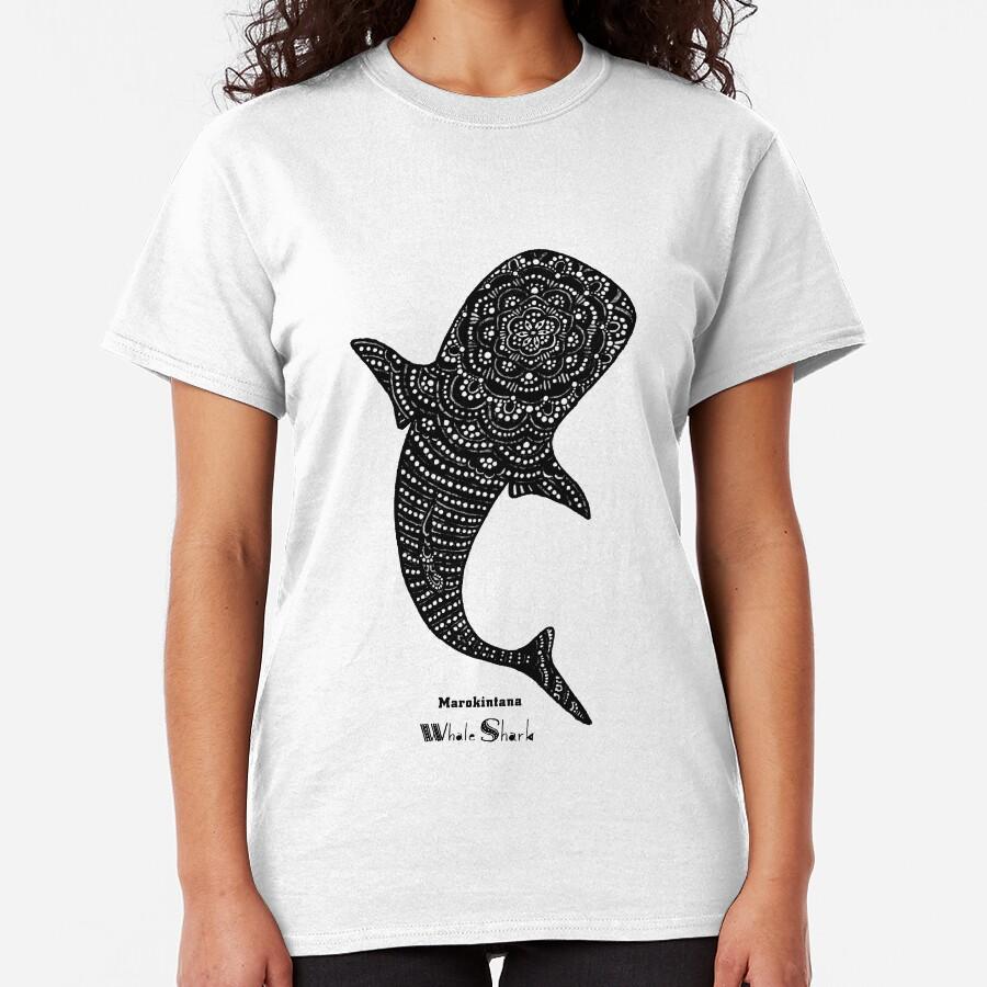 Marokintana - Whale Shark II Classic T-Shirt
