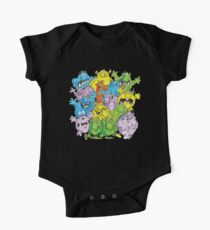 Real 'lil' Monsters One Piece - Short Sleeve