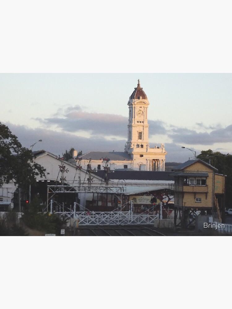 Ballarat Train Station by Brinjen