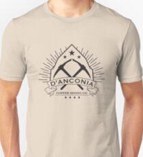 D'Anconia Copper Unisex T-Shirt