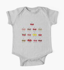 I Love My Cheeky Cherries! Kids Clothes