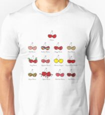 I Love My Cheeky Cherries! T-Shirt