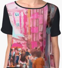 Innsbruck  Women's Chiffon Top