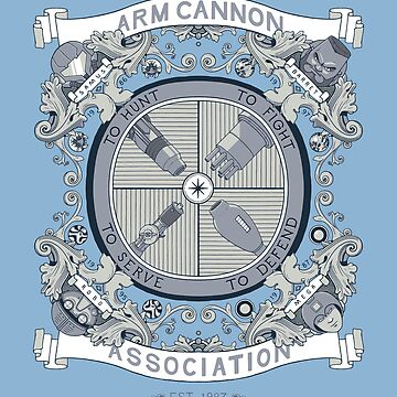 Arm Cannon Association by Hoomph