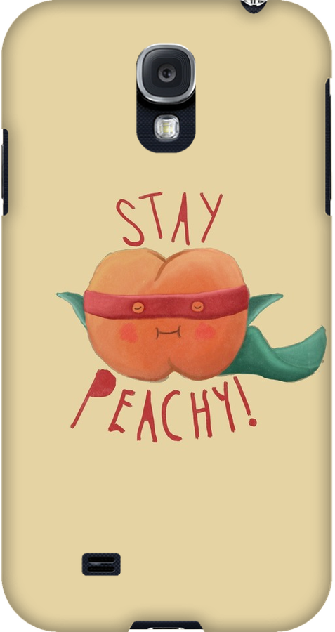 stay peachy  by Tess Smith-Roberts