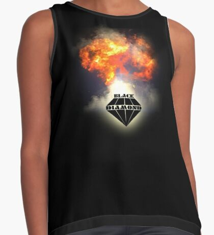 Black Diamond logo Contrast Tank