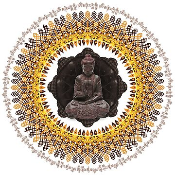 Buddhist Meditation by SoulStructures