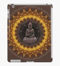 Buddhist Meditation iPad Case/Skin