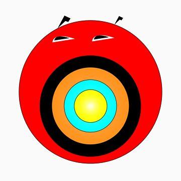 Mr Big Mouth by designmayvary