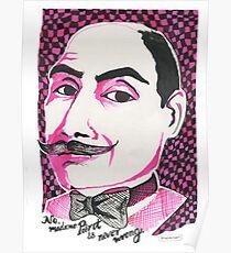 Hercule Poirot Poster