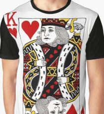 KING OF HEARTS Graphic T-Shirt