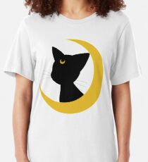 Luna Silhouette T-shirt ajusté